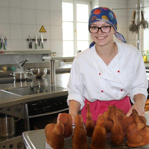 Kuchen für Ostern